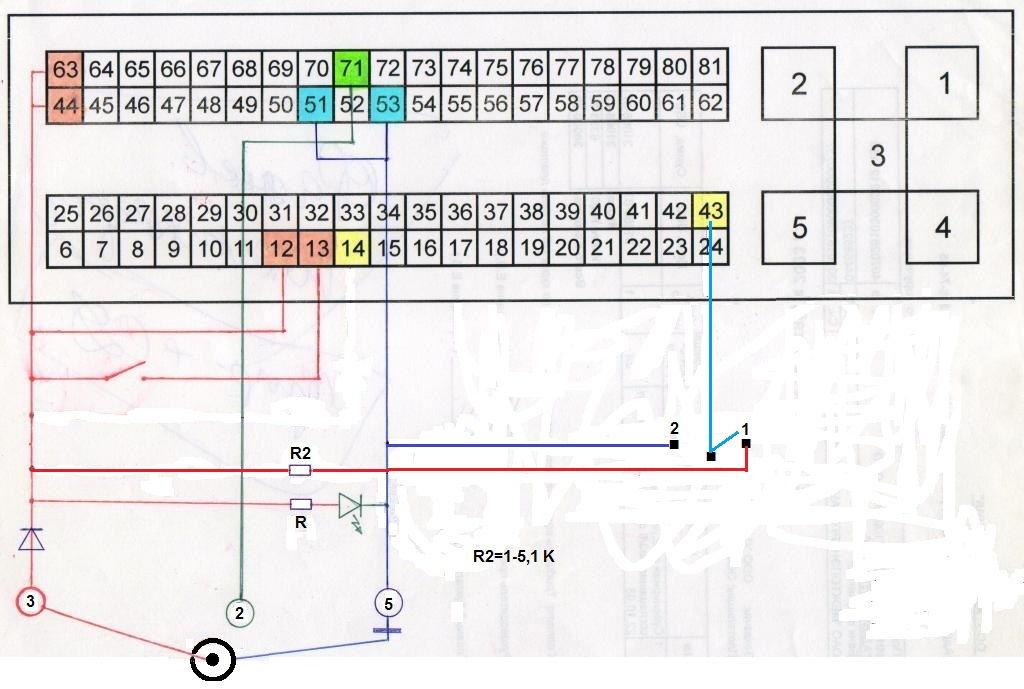 Универсальный адаптер k line