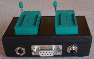 K+CAN Loader - загрузчик прошивок ЭБУ М73, M74, M74K, M74CAN, М86, K-line адаптер